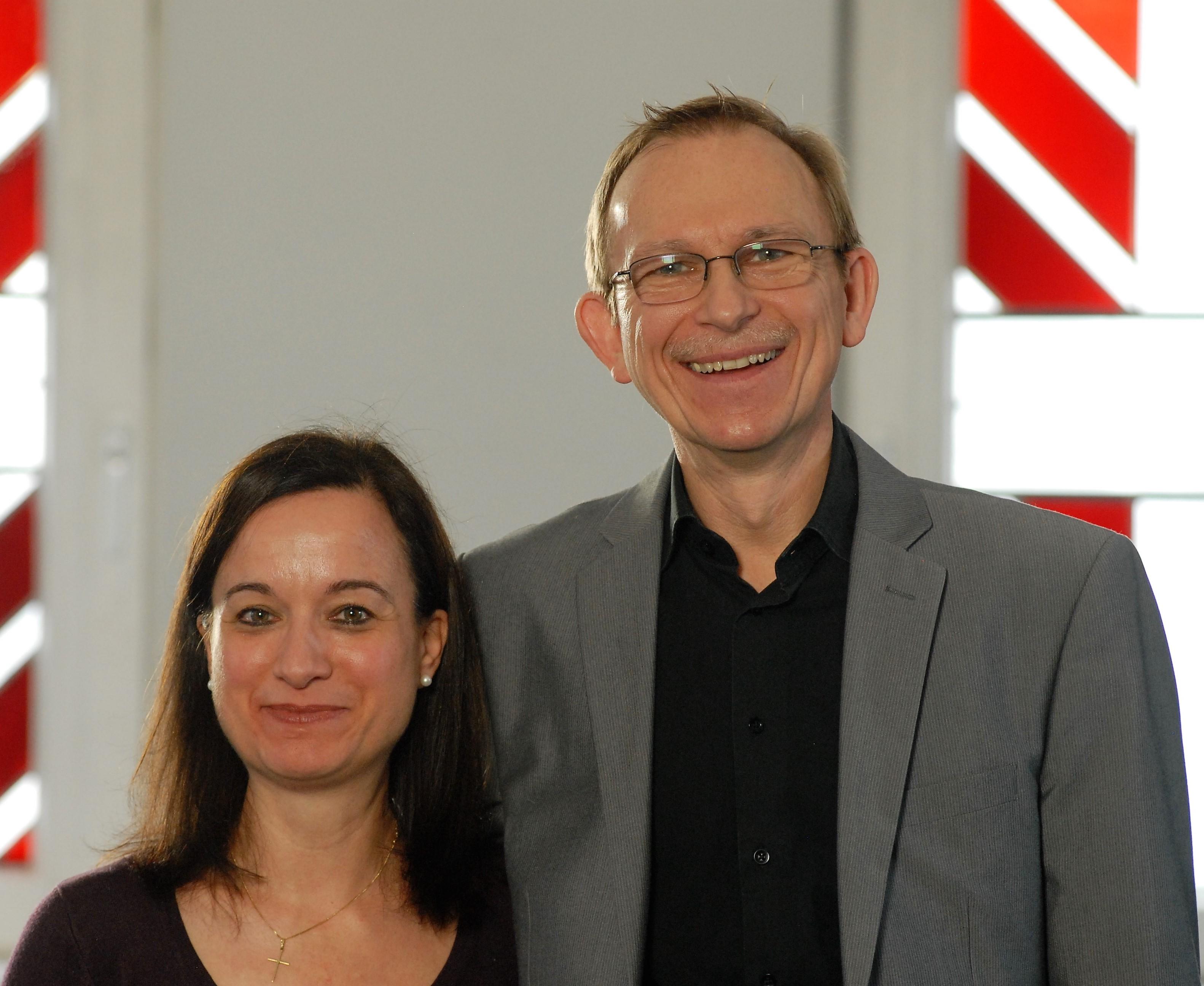 Udo und Karola Lütjen